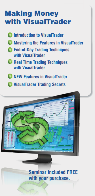 Special Bonus!  Making Money with VisualTrader - A 2 Hour Seminar